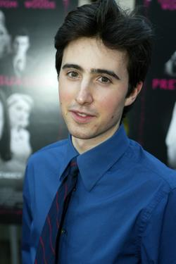 Josh Zuckerman at the premiere of &quot;Pretty Persuasion.&quot;